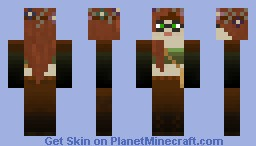 Corruption2 Minecraft Skin