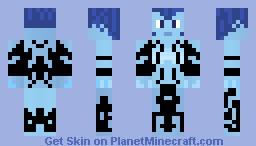 Cortana Minecraft Skin