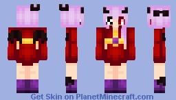 | I Will Wreck Havoc! FEAR ME! FEAR ME! | ~* Marma *~ Minecraft Skin