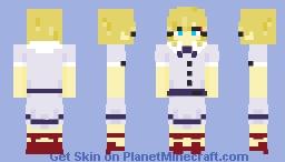Cosette Schneider (Anime) Takt Op. Destiny Minecraft Skin
