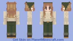 cottagecore :') Minecraft Skin