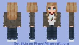 Countney Whitmore - Stargirl Minecraft Skin