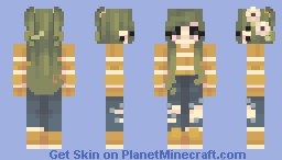 deadbeat valentine Minecraft Skin