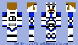 Crafting trooper Minecraft Skin