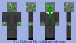 Craft stone Minecraft Skin