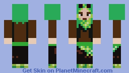 Lego Minecraft Creeper Fan Minecraft Skin