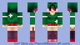 The Skin of Carole Minecraft Skin