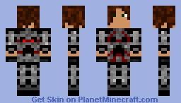 Creeperhunter Minecraft Skin