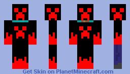 Creeper Man! Minecraft Skin
