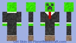 CreepZer Minecraft Skin