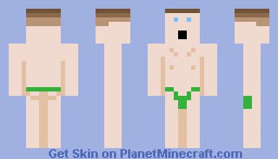 Naked MC man