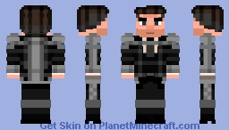 "DC - Batman (Bruce Wayne) earth-99 from ""Crisis On Infinite Earths"" Minecraft Skin"