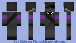 Crowlands Soldier Minecraft Skin