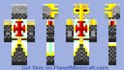 crusader Minecraft