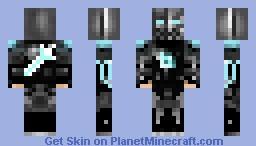 Crusader Minecraft Skin