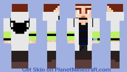 Crypto Minecraft Skin