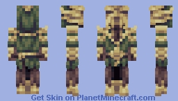 Miraak - Battle Of Our Boss Skins Minecraft Skin