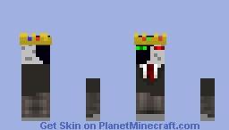 Mini ranboo Minecraft Skin