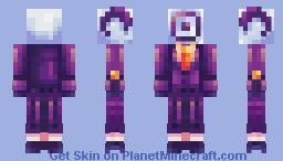 Dr. Oblivious Minecraft Skin