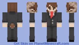 Jschlatt Minecraft Skin