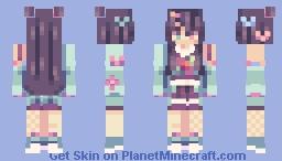 🍒 C h e r r y  C a n d y 🍒 Minecraft Skin