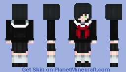 Urabe Mikoto Minecraft Skin