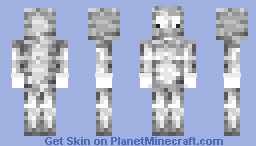 Duct Tape Rabbit Minecraft Skin