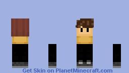 Wilbur soot mini Minecraft Skin