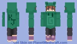 Froggy karl Jacobs Minecraft Skin