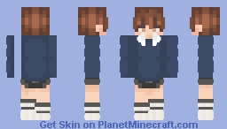 Karl Jacobs Minecraft Skin