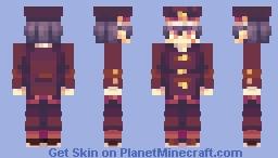 ♧Hanako-kun♤ Minecraft Skin