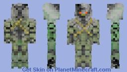 Megatron Transformers Dark of the moon Minecraft Skin