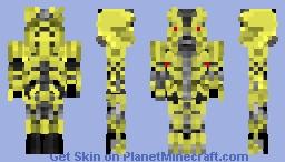 Scrapper Minecraft Skin