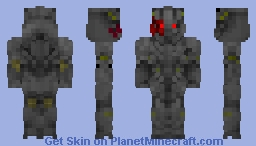 Megatron Transformers The Last Knight Minecraft Skin