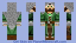 The BeastMaster Minecraft Skin