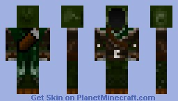 The Ranger Minecraft Skin