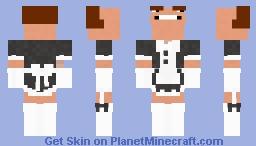 Beautiful maid Minecraft Skin