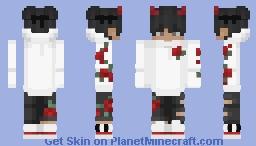 cute devil boy Minecraft Skin