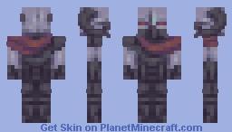 Cyber Demon Minecraft Skin