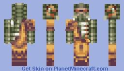 N3- Cyber Killer Minecraft Skin