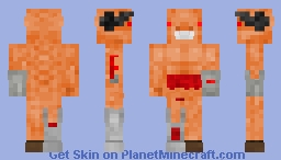 Cyberdemon (DOOM [1993]) Minecraft Skin