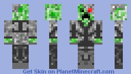 Cyborg creeper