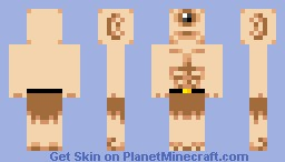 Cyclops Minecraft Skin