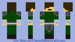 Cysero (AQW and DF) Minecraft Skin