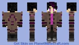 Mantle Purple Boi Minecraft Skin