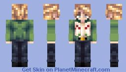 BTS - Dynamite - Jimin Minecraft Skin