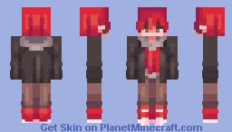 oO im a nobody to me Oo Minecraft Skin