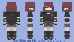 OC . Contest entry Minecraft Skin