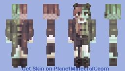 + / Loorna D'vala / + Minecraft Skin