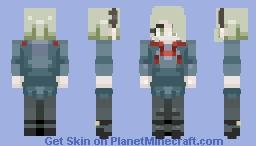 Kirumi Tojo DRV3 [PRE-GAME] Minecraft Skin